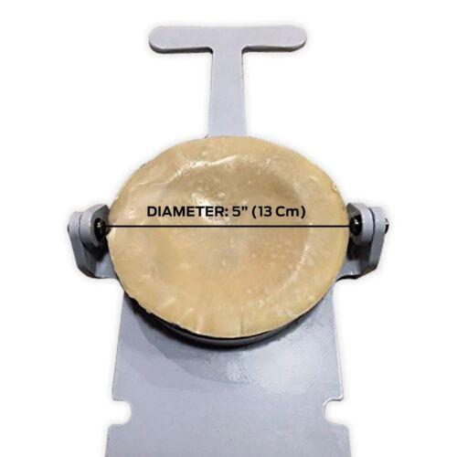 """EMPANADAS COMMERCIAL MAKER  150 / HOUR  * 5""""  DIAMETER ** (13 CM)"""