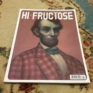 Hi-Fructose Volume 28 Contemporary Art Magazine Mark Ryden