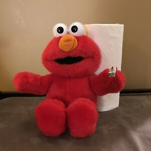Talking Elmo Stuff Toy