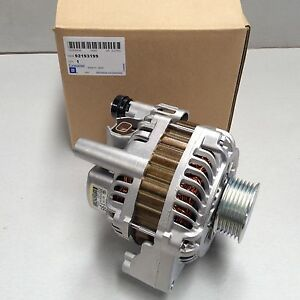 HOLDEN COMMODORE VE CALAIS V8 GEN4 LS2 6.0lt 6.2lt ALTERNATOR 140A GENUINE HSV