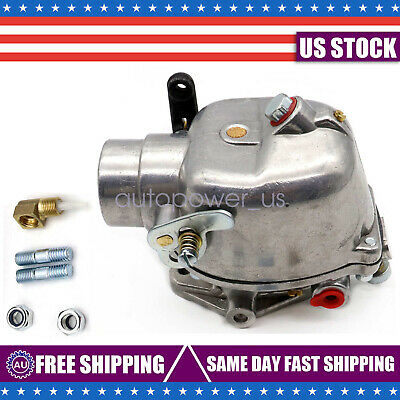 0352376r92 Carburetor New Fit For Ih-farmall Tractor For A Av B Bn C Super Us