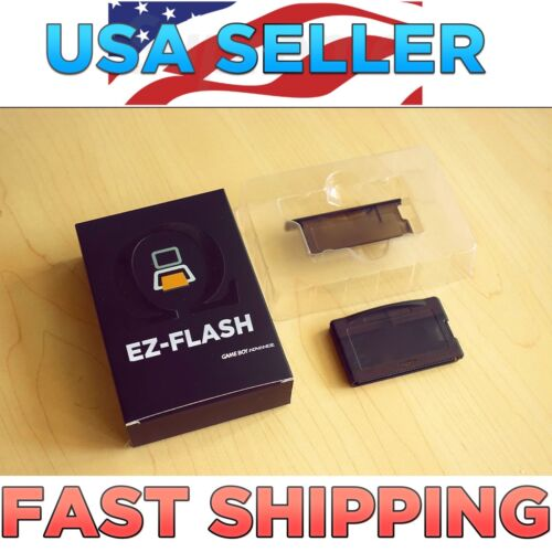 EZ-FLASH Omega NEW Upgraded IV EZ4 GBA/SP/NDS GAME BOY ADVANCE - USA SELLER!!