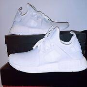 Adidas NMD XR1 triple white US12.5 Melbourne CBD Melbourne City Preview