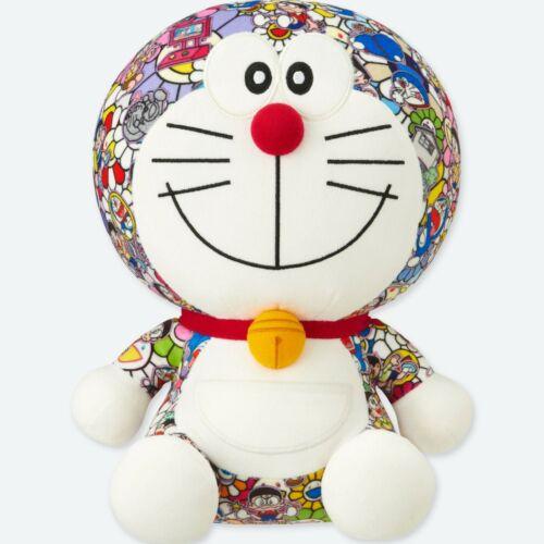 Uniqlo Takashi Murakami Doremon plush Limited Edition Authentic New  2018