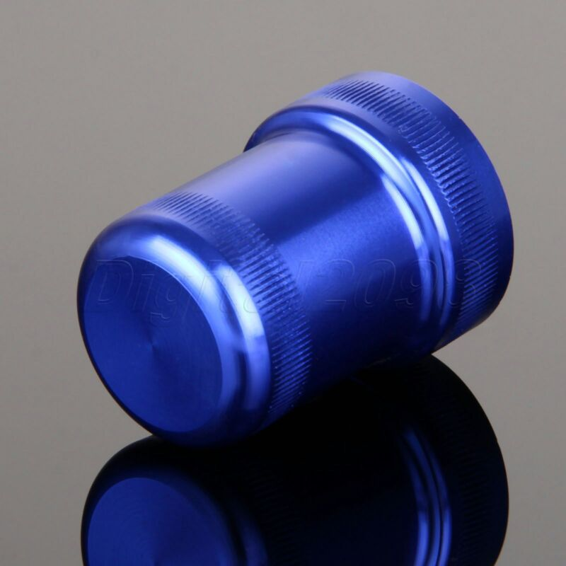 For Honda B D H Series Accord Billet Aluminum VTEC Solenoid Valve Cover Blue