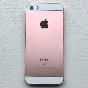 16GB iPhone SE (Doesn't Read Sim Cards) - Can Be Used As An iPod