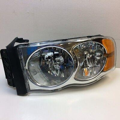 FITS DODGE RAM 1500 02 03 04 LH HALOGEN DEPO HEADLIGHT LAMP ASSEMBLY 1995AC