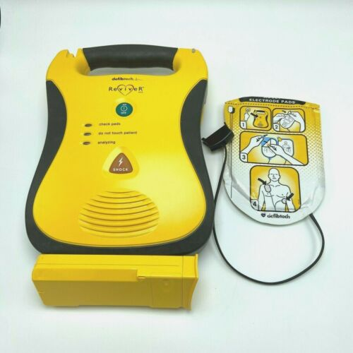 Defibtech ReviveR AED - Used