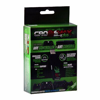 2019 CronusMax Plus Adapter Konverter mit Add On Pack für PS3 PS4 Xbox One 360