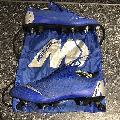 Nike Mercurial Vapor Superfly VI Elite SG Anti-Clog UK12 Football Boots