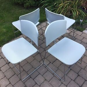 Retro 1987 Steelcase Chairs