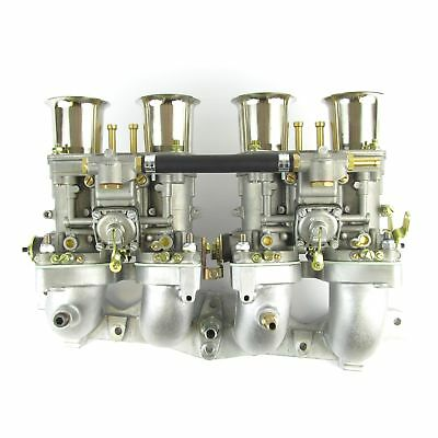 GENUINE Twin Weber 44IDF carburettor kit for Ford Pinto Escort RS2000 gp1 PFO204