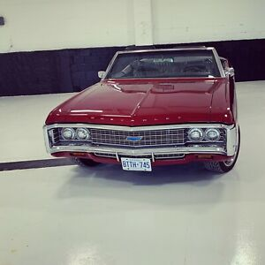 69 impala convertible ❤️