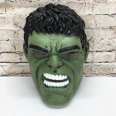 The Hulk Mask (2015 The Incredible Hulk Marvel Adult Halloween Mask Costume)