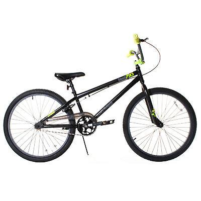 "Dynacraft Tony Hawk Series 720 Teen/Adult Freestyle BMX Bike, 24"", Matte Black"