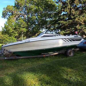 Nice boat and trailer for sale