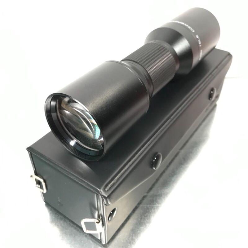 Kenko KUT-400 Tele Conversion Lens- Very Rare! Amazing Condition! Price Reduced!
