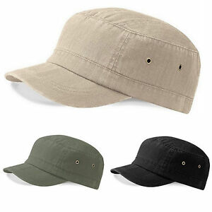 Urban-Army-Hat-Baseball-Cap-Cotton-Sun-Hat-Adjustable