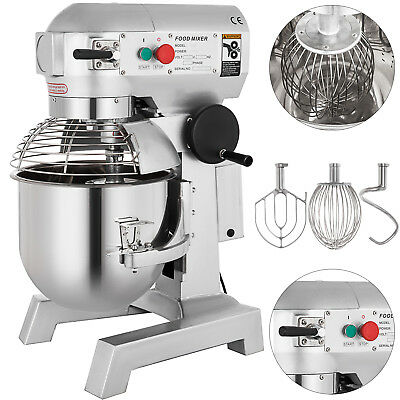 20qt Electric Food Stand Mixer Dough Mixer Restaurants Commercial Multi-function