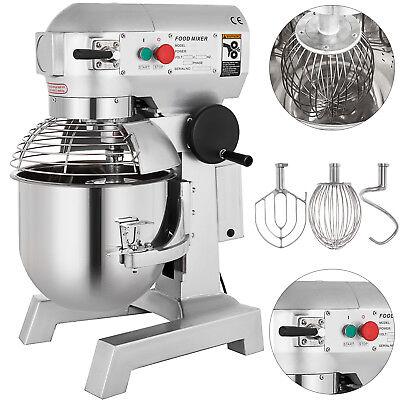 20qt Electric Food Stand Mixer Dough Mixer Restaurants Commercial Multi-function