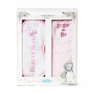 Me To You Angehende Braut Augen Maske und Socken Geschenk Set