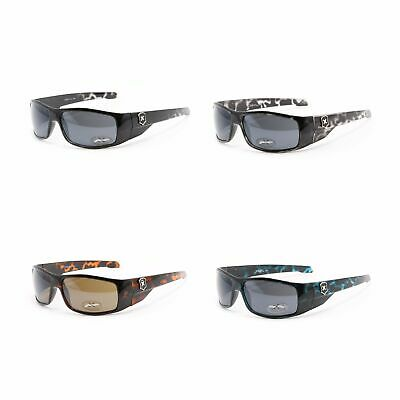 XLoop Fashion Sunglasses for Men- Casual Shades - Wide Plastic (Casual Sunglasses For Men)
