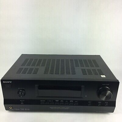 Sony STR-DH520 7.1 Channel AV Receiver, HDMI, DTS HD, DOLBY TRUE HD, DCS