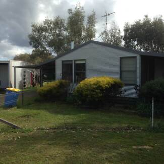 House on half acre with country outlook. Nagambie Strathbogie Area Preview