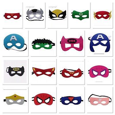 Kids Superhero Foam Mask