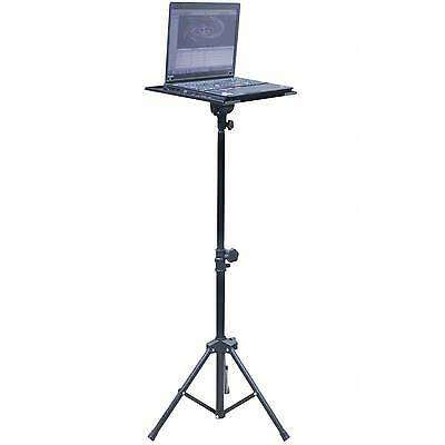 Laptop Tripod Stand - Height Adjustable - Can also be used for Mixers / Effects