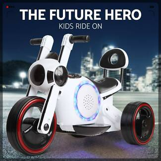 Rechargeable Space Dog kids Ride Motor Bike With Songs And Light