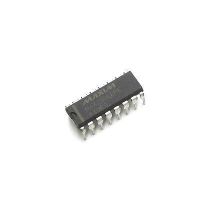 1pcs Max232eepe Ic 5v Rs-232 Transceivers Maxim Dip-16