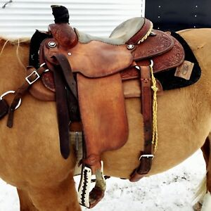 """16"""" Frontier Saddle"""