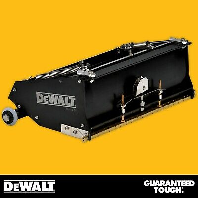 Dewalt Drywall Flat Box 10 Standard Automatic Taping Tool 10yr Warranty New