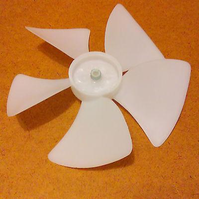 7 Inch Diameter Plastic Fan Bladepropeller. 14 Inch Bore. Cw Rotation.