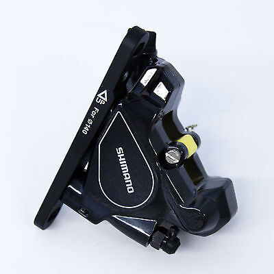 Shimano Cyclocross BR-RS805 Disc Brake Caliper Resin (For Front) IBRRS805F1RF