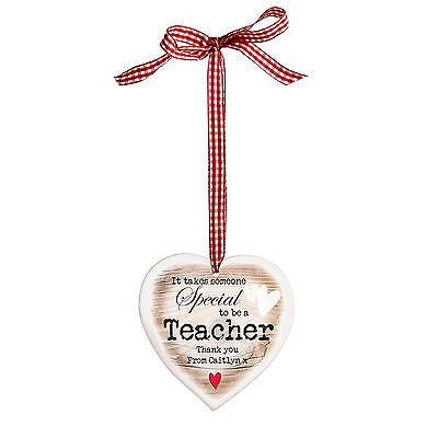 PERSONALISED END OF TERM / CHRISTMAS GIFT IDEA for a SPECIAL TEACHER bauble - Teacher Ideas For Halloween