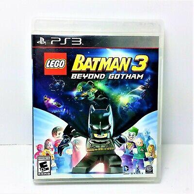 Lego Batman 3: Beyond Gotham (Sony PlayStation 3) - PS3