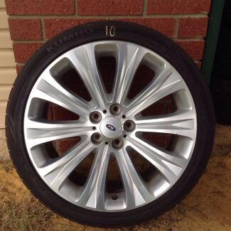 Ford BA BF FG 245/35/19 rims and tyres Kelmscott Armadale Area Preview