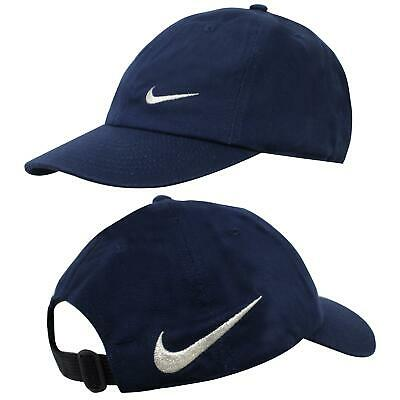 Nike Mens Womens Adult Unisex Hat Casual Cap Navy 564418 453