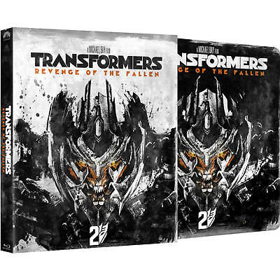 Transformers 2: Revenge Of The Fallen - Limited Edition SteelBook ALL REGION!