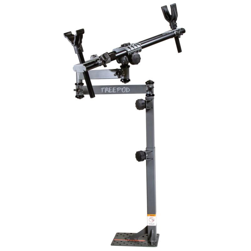 BOG Treepod Adjustable Range Shooting Rest Platform Hunting Treestand Accessory