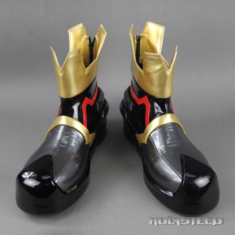 Kingdom Hearts Birth by Sleep Ventus Cosplay Shoes Boots
