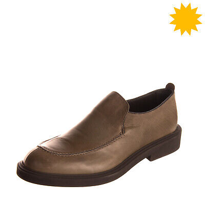 RRP €270 BRUNO BORDESE Leather Loafer Shoes Size 42 UK 8 US 9 Made in Italy