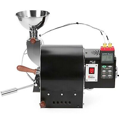 Kaldi New Fortis Motor Operated Coffee Roaster 1.32 Lbs Center 306 Home Roasting