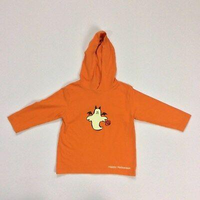 GAP Toddler Halloween Hoodie Sweatshirt RN54023 Orange Size 2 Years - Halloween Peru 2