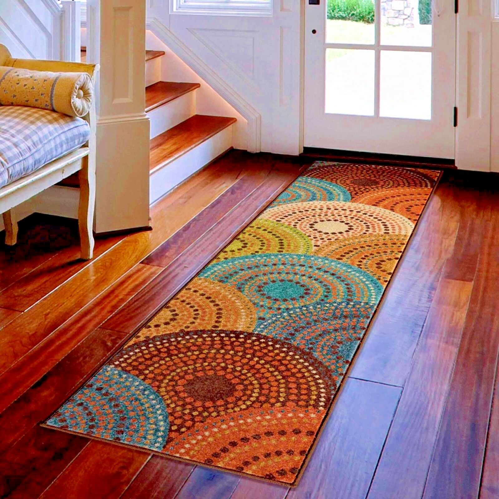 RUNNER RUGS CARPET RUNNERS AREA RUG RUNNERS HALLWAY COOL COL