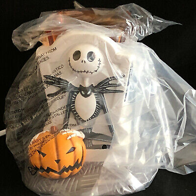 Jack Skellington Pumpkin King Limited Edition Scentsy Warmer NIB