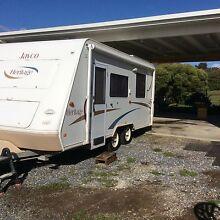 Jayco Heritage Caravan Gravelly Beach West Tamar Preview