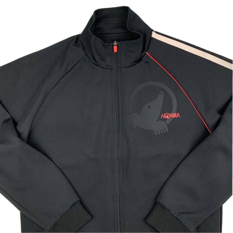 HONMA Golf Jacket Mens 2XL (Fits Sz Large) Full Zip Stretchy